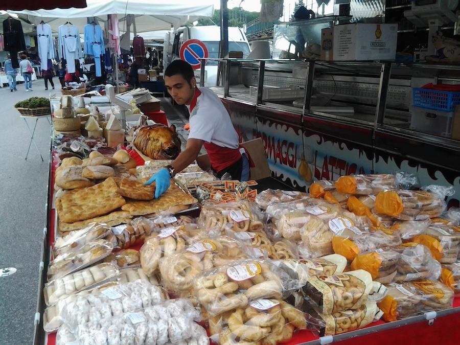mercato enogastronomico toscano